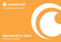 Crunchyroll Gift Card $10