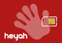 Card image of Doładowanie Heyah