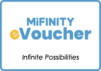 Card image of MiFinity eVoucher