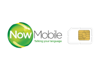 Now Mobile Top Up £5