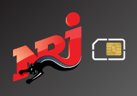 NRJ Prepaid Phone Credit €10
