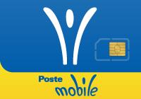 Ricarica PosteMobile 5€