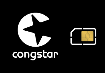 Card image of Congstar Top Up Voucher €50