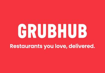 Grubhub Gift Card $50