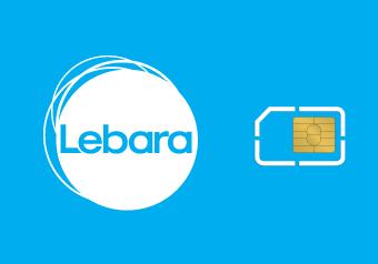 Card image of Recharge Lebara 20€