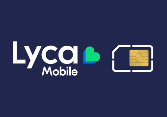 Card image of Lycamobile Top Up Voucher €30