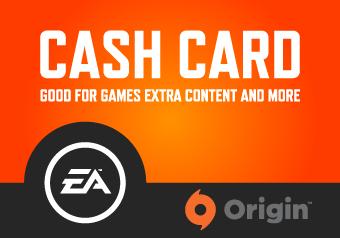 Card image of Origin Gift Card €15