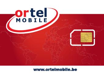 Card image of Ortel beltegoed € 15