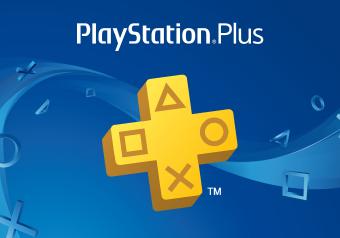 Card image of Playstation Plus 1 Maand