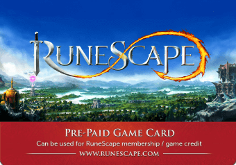 Card image of Runescape Mitgliedschaft 3 Monate