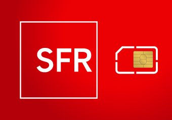 Card image of SFR Top Up Voucher €95