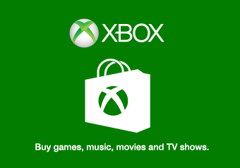 Card image of Xbox Gift Card €15