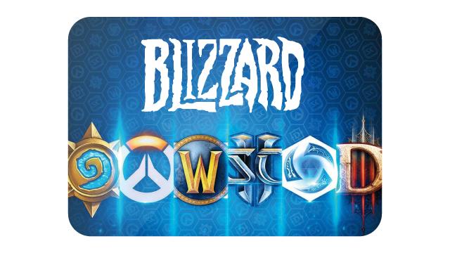 blizzard battlenet gift card