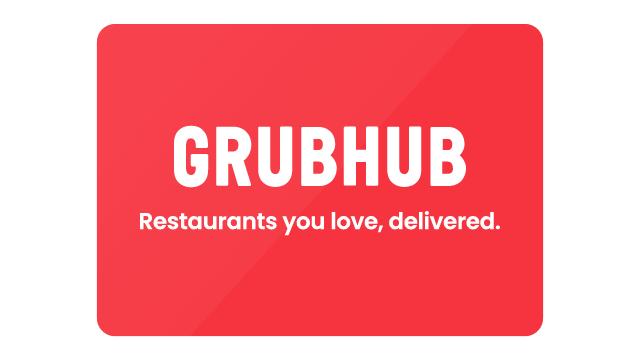 buy grubhub gift card