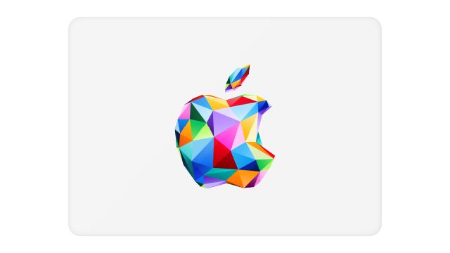 Tarjeta Promo regalo iTunes
