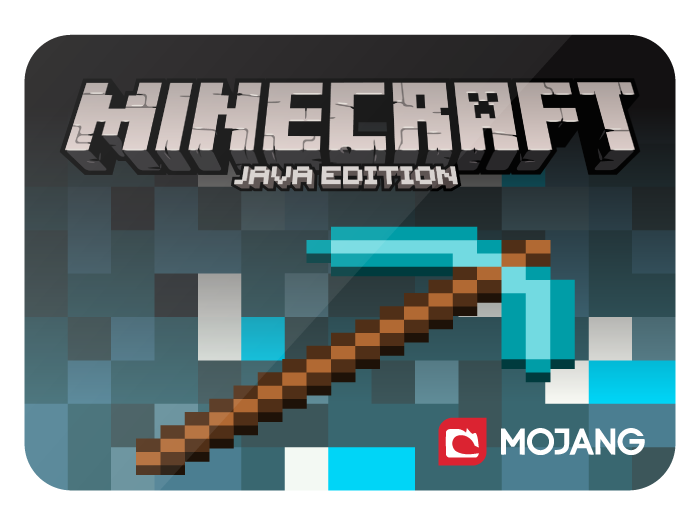 Buy Minecraft Gift Cards Online Java Edition Dundle At